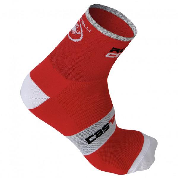Castelli - Rossocorsa 9 Sock - Fietssokken