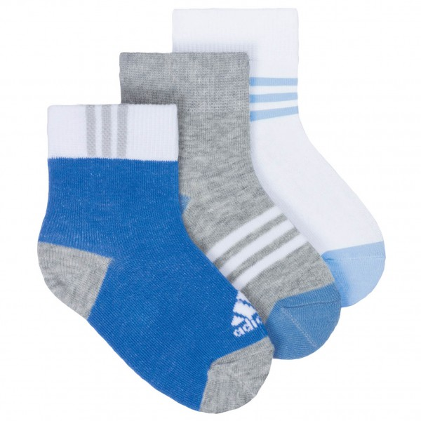 adidas - 3S Kids Socks 3PP - Multifunktionssocken
