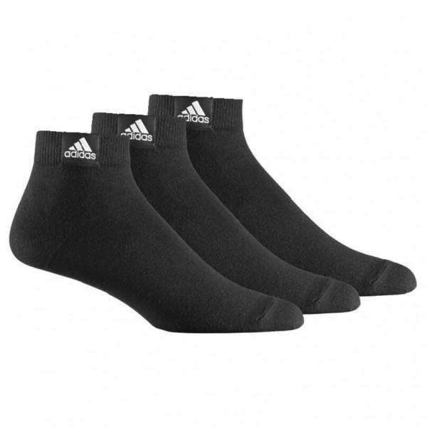 Adidas - Ankle Plain T 3PP - Chaussettes multifonction