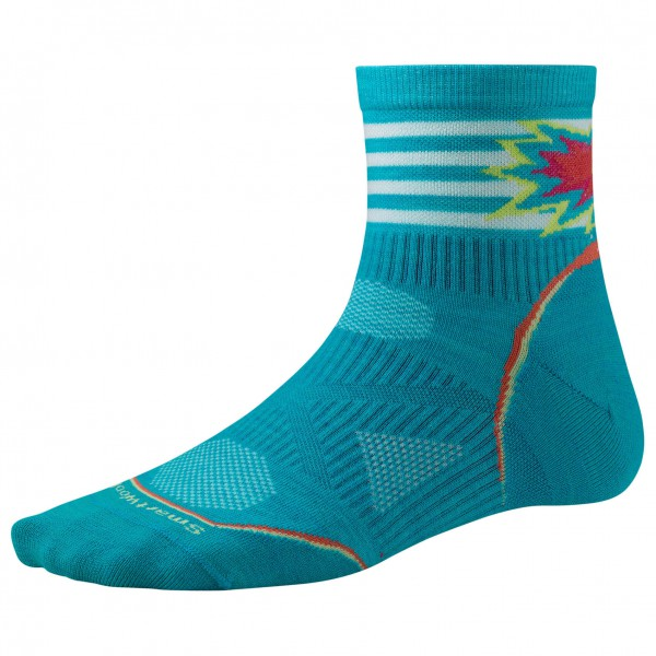 Smartwool - Women's PhD Cycle Ultra Light Pattern Mini