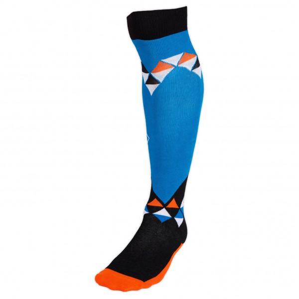Qloom - Enduro Knee Sock - Chaussettes de vélo