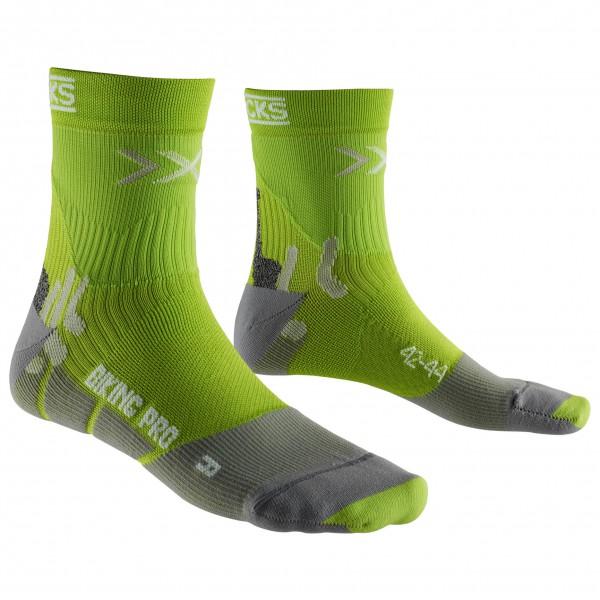 X-Socks - Biking Pro Mid - Chaussettes de vélo
