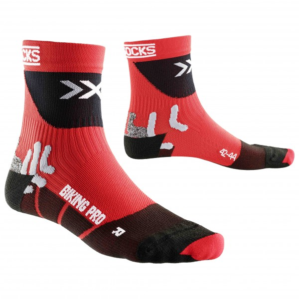 X-Socks - Biking Pro Mid - Pyöräilysukat