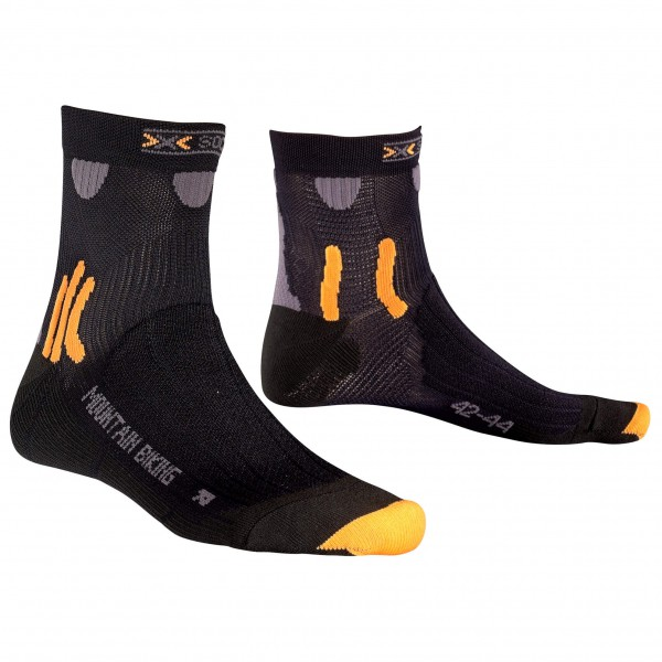X-Socks - Mountain Biking Short - Chaussettes de cyclisme