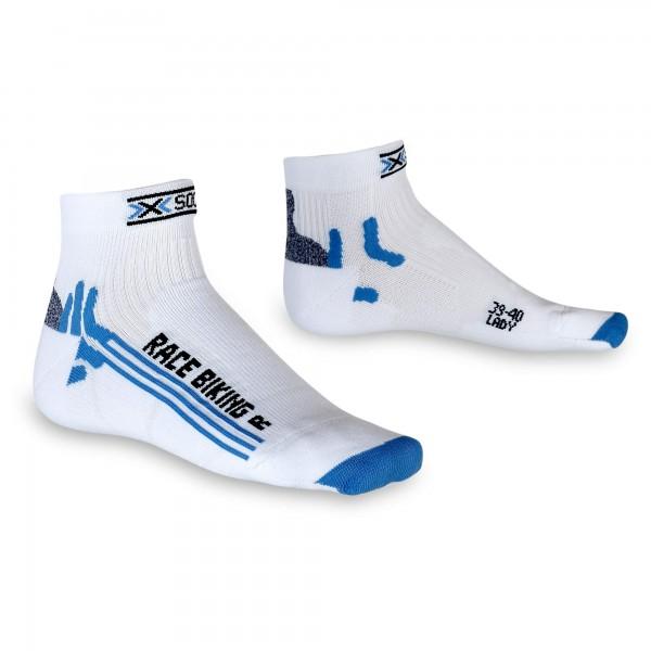 X-Socks - Women's Bike Racing Short - Cykelstrumpor