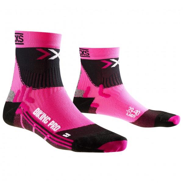 X-Socks - Women's Biking Pro - Cykelstrumpor