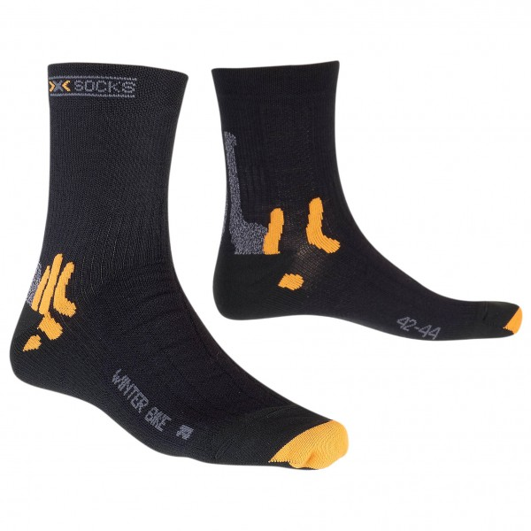X-Socks - Winter Biking - Cykelstrumpor