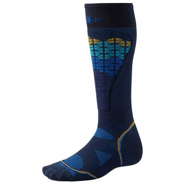 Smartwool - Phd Ski Light Pattern - Ski socks
