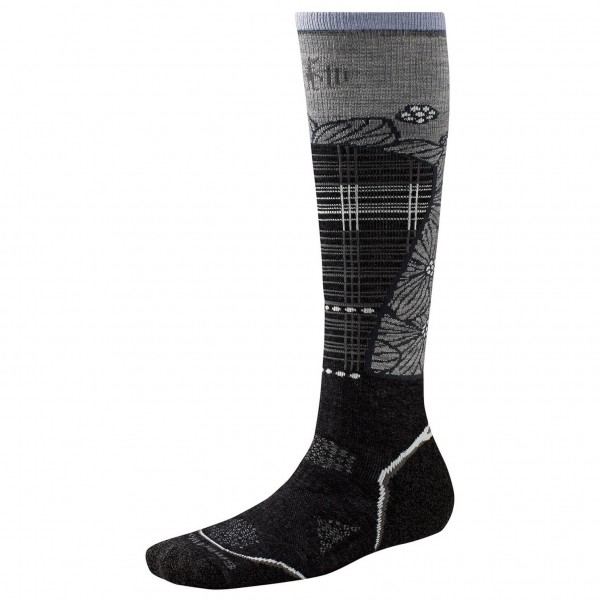 Smartwool - Women's PhD Ski Medium Pattern - Skisocken