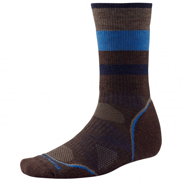 Smartwool - Phd Outdoor Medium Pattern Crew - Trekkingsukat