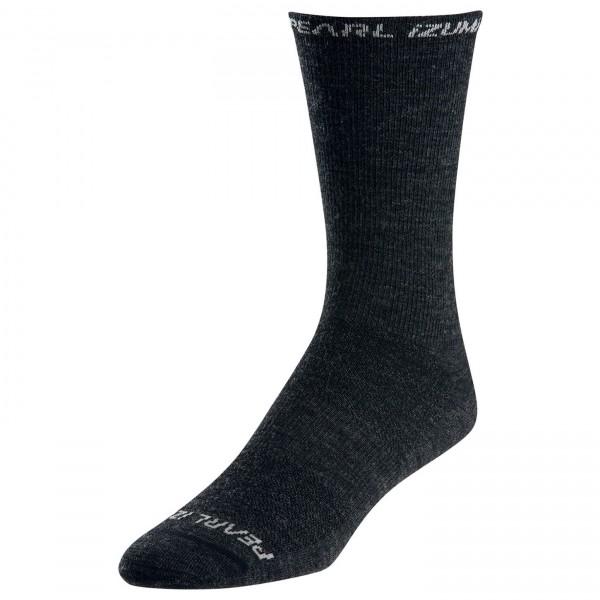 Pearl Izumi - Elite Tall Wool Sock - Loopsokken