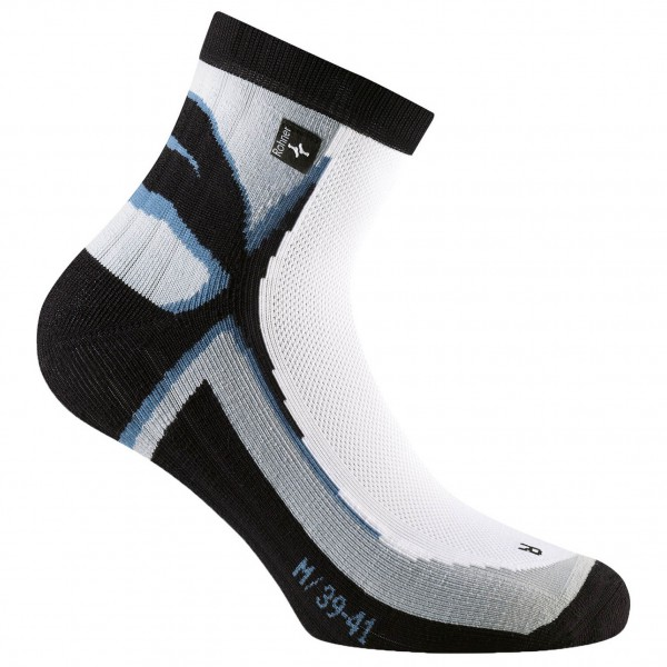 Rohner - Women's R-Power Quarter L/R - Running socks