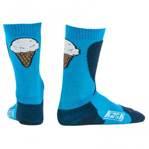 Kask of Sweden - Junior Ice Cream Socks - Skisocken