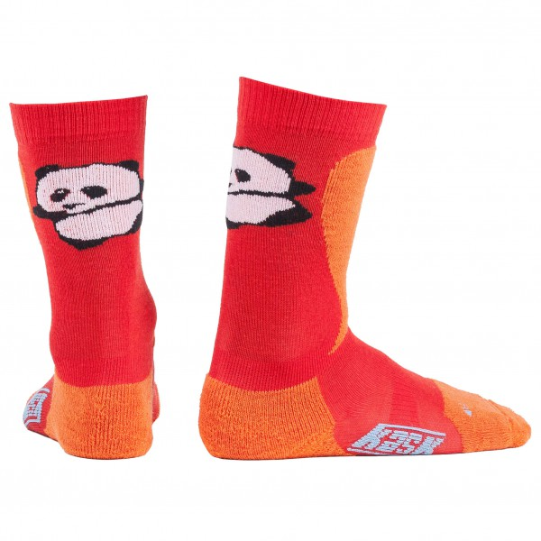 Kask of Sweden - Junior Panda Socks - Skisocken