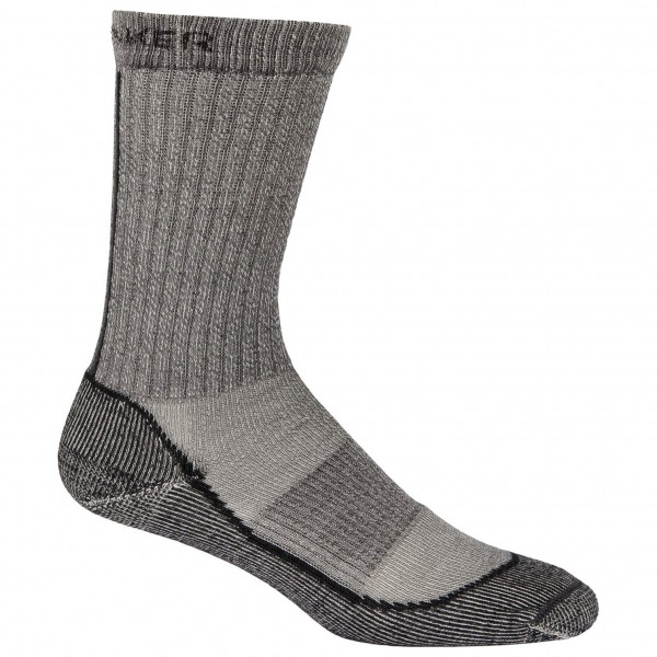 Icebreaker - Hike Basic Light Crew - Trekking socks