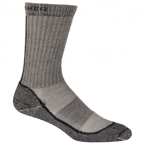Icebreaker - Hike Basic Medium Crew - Trekking socks