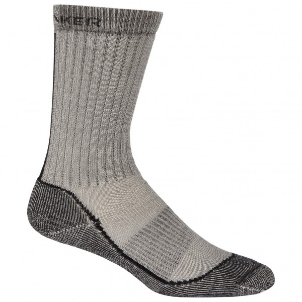 Icebreaker - Women's Hike Basic Medium Crew - Trekking socks