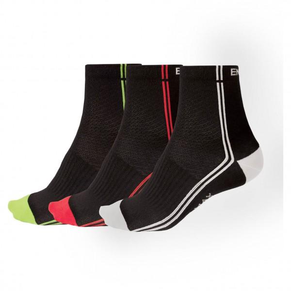 Endura - Coolmax Stripe II Sock - Fietssokken