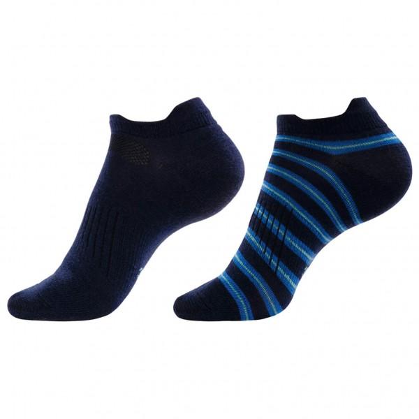 Devold - Shorty Kid Sock (2 Pack) - Multifunctionele sokken