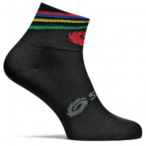 Sidi - Rainbow Socks - Pyöräilysukat