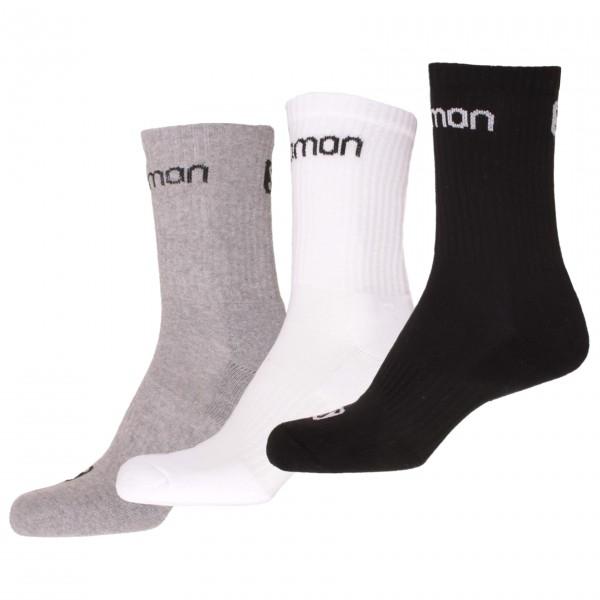 Salomon - Active Crew - Multi-function socks (3-pack)