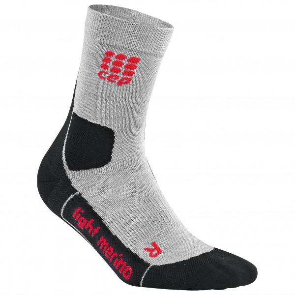 CEP - CEP Dynamic+ Outdoor Light Merino Mid-Cut Socks - Vaellussukat