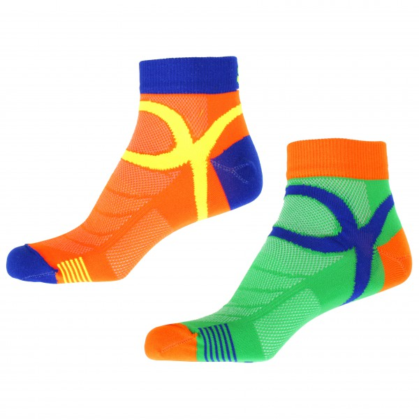 Eightsox - Sport Color Edition 3 - Multifunctionele sokken