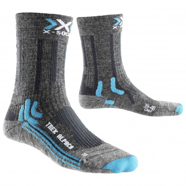 X-Socks - Trekking Alpaca Lady - Trekkingstrumpor