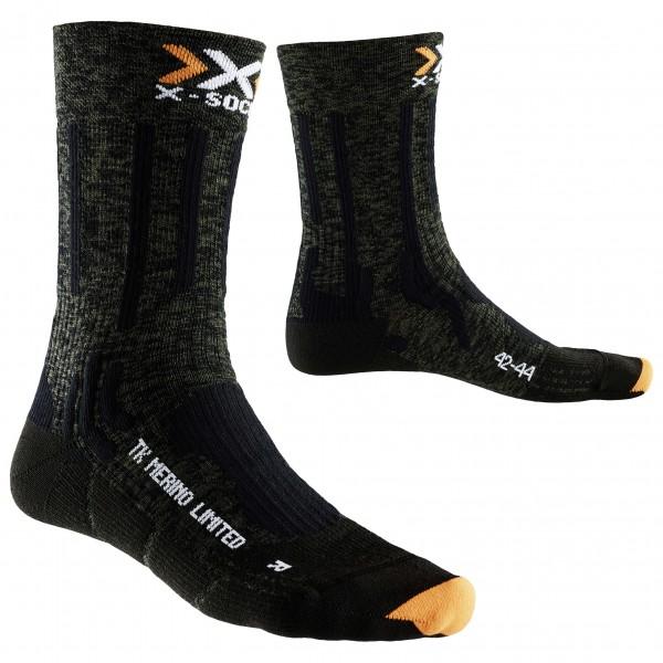 X-Socks - Trekking Merino Limited - Chaussettes de randonnée