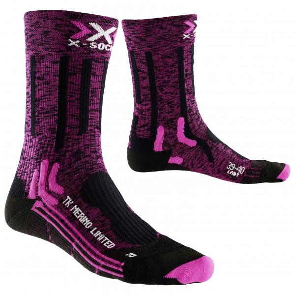 X-Socks - Trekking Merino Limited Lady - Vandringsstrumpor
