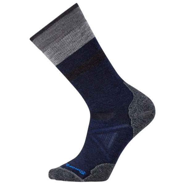 Smartwool - PhD Outdoor Medium Pattern Crew - Chaussettes de