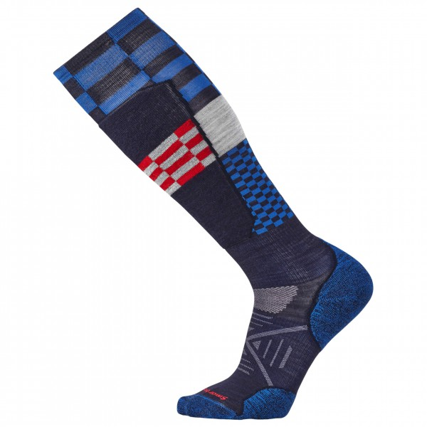 Smartwool - PhD Ski Light Elite Pattern - Ski socks