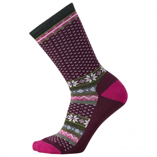 Smartwool - Women's Cozy Cabin Crew - Chaussettes multifonct