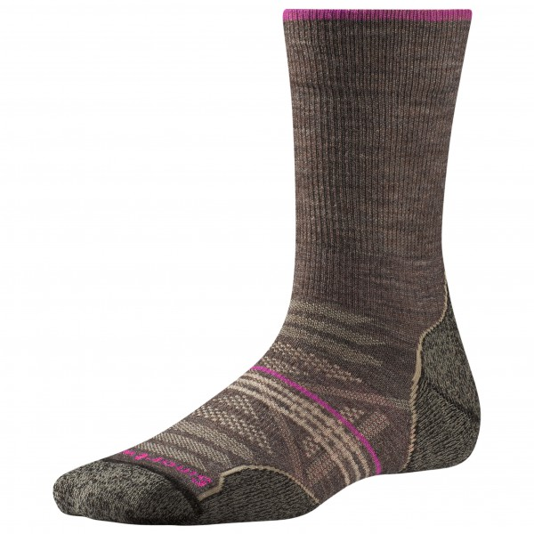 Smartwool - Women's PhD Outdoor Light Crew - Chaussettes de