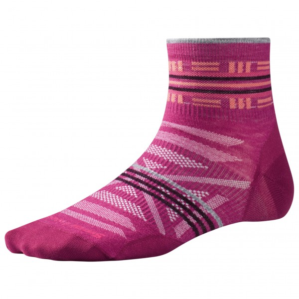Smartwool - Women's PhD Outdoor Ultra Light Pattern Mini
