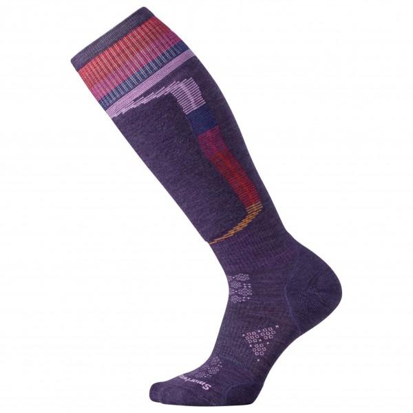 Smartwool - Women's PhD Ski Light Elite Pattern - Ski socks