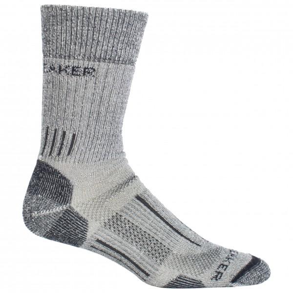 Icebreaker - Hike Basic Heavy Crew - Walking socks