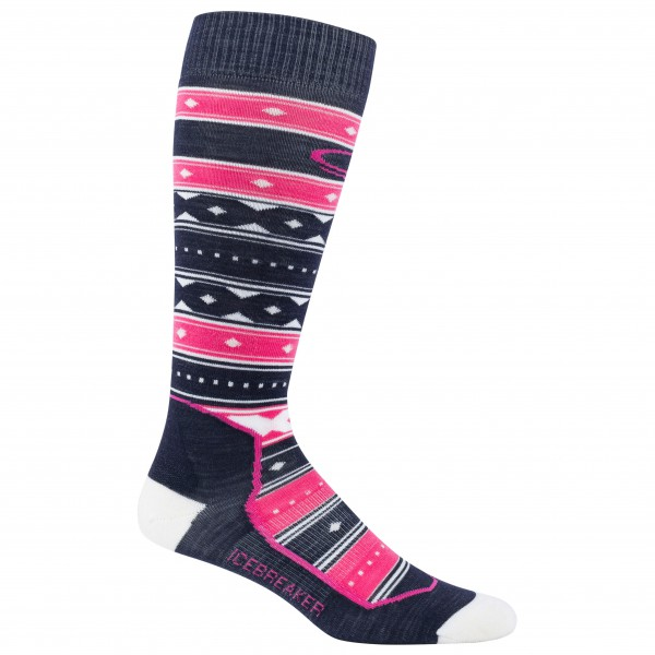 Icebreaker - Women's Ski+ Over The Calf Ultralight Cushion