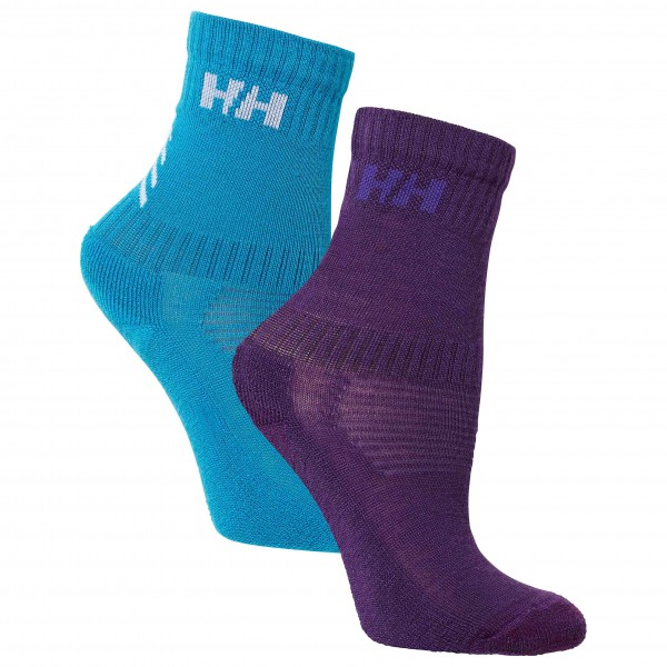 Helly Hansen - Kid's HH Warm 2-Pack Sock - Multifunctionele sokken