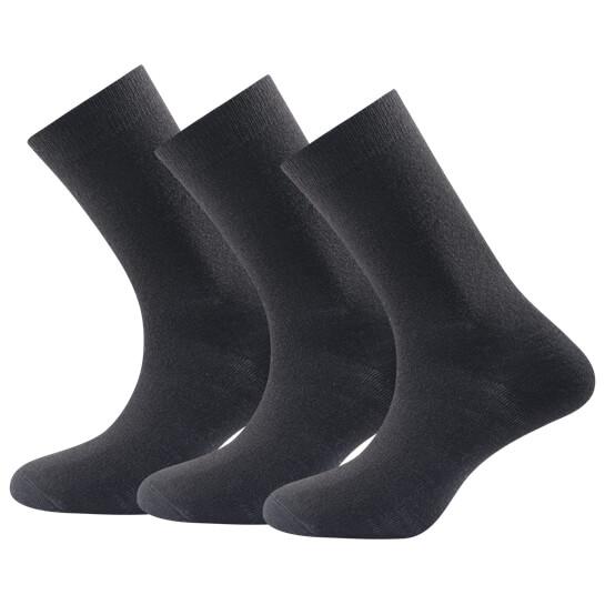 Devold - Daily Light Sock 3-Pack - Multifunctionele sokken