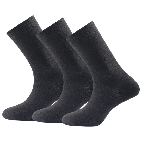 Devold - Daily Medium Sock 3-Pack - Monitoimisukat
