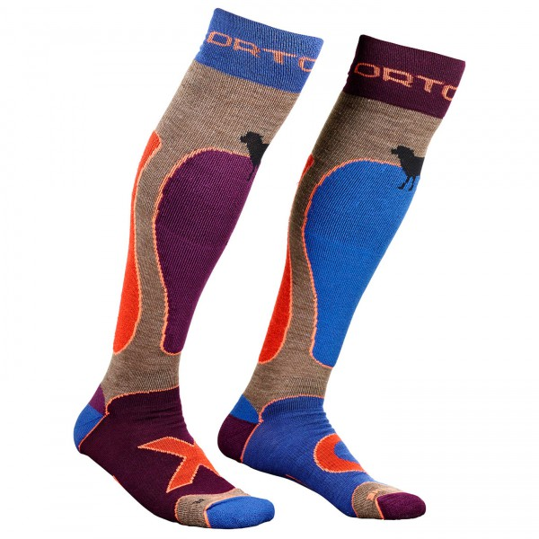 Ortovox - Ski Rock'n'Wool Socks - Chaussettes de ski