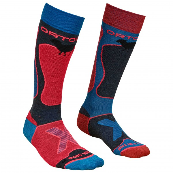 Ortovox - Women's Ski Rock'n'Wool Socks - Skisocken