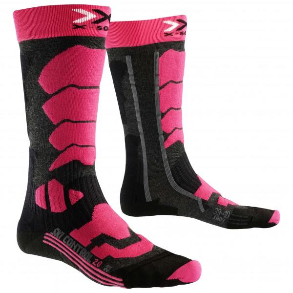 X-Socks - Ski Control 2.0 Lady - Skidstrumpor
