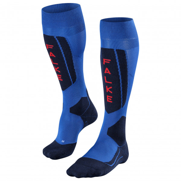 hot sales on feet shots of really comfortable Falke SK5 - Ski socks Men's   Product Review   Bergfreunde.eu