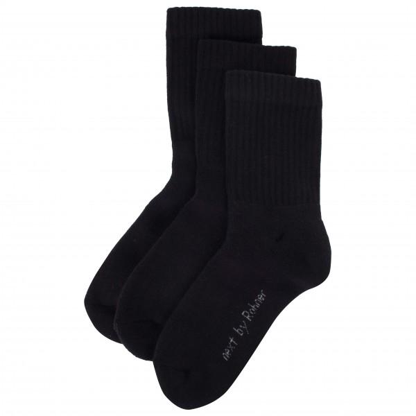 Rohner - Rohner Basic Sport Kids 3er Pack - Multifunctionele sokken