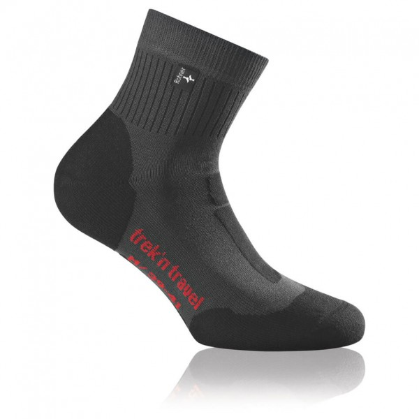 Rohner - Trek'n Travel - Trekkingsocken Anthrazit