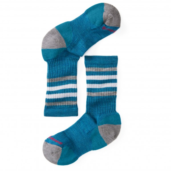 Smartwool - Kid's Striped Hike Light Crew - Trekkingsokken