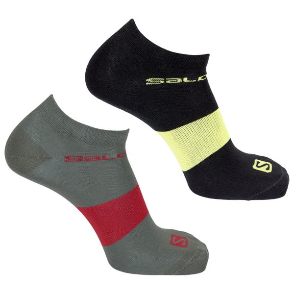 Salomon - Life Low 2-Pack - Multifunktionssocken