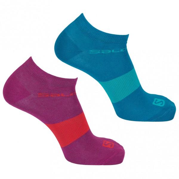 Salomon - Life Low 2-Pack - Multifunctionele sokken